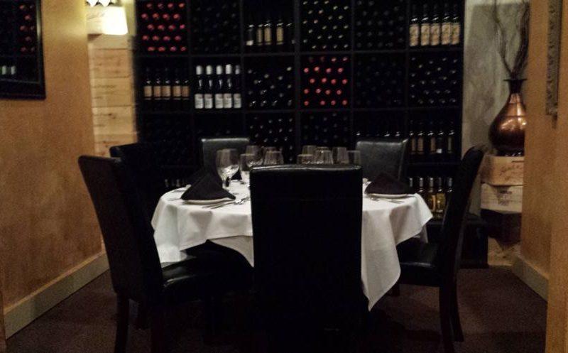 Veneto Semi Private Dining Room